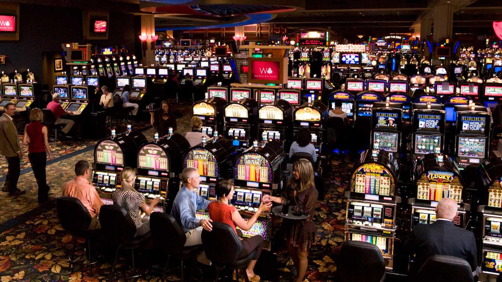 Casino in randlett ok casino lac leamy address