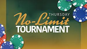 Thursday No-Limit Tournament